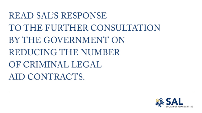 SAL - Consultation Response October 2014
