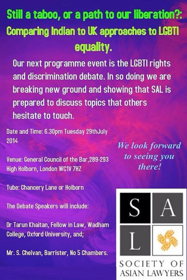 LGBTI Debate