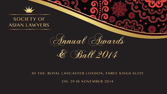 Annual Awards and Ball 2014