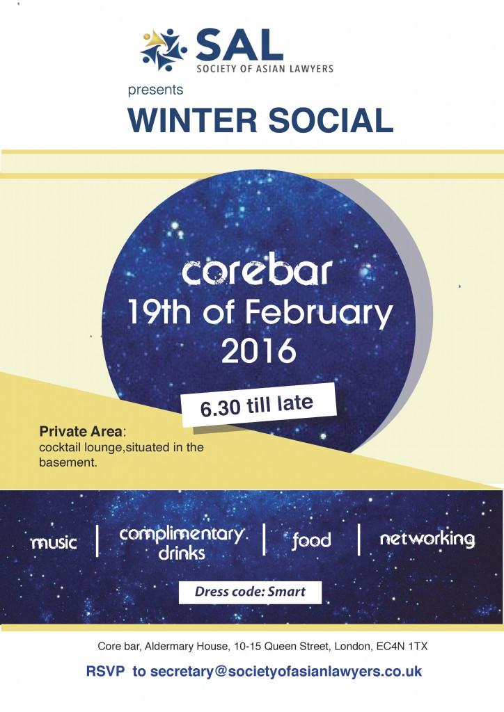 Winter Social 16