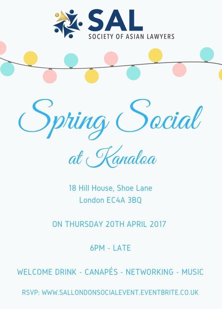 Spring Social 17