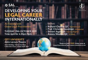 Developing Your Legal Career Internationally